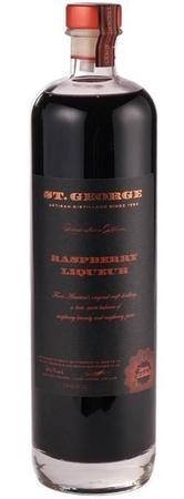 St. George Liqueur Raspberry-Wine Chateau