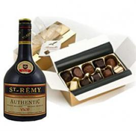 St. Remy Brandy VSOP Authentic-Wine Chateau