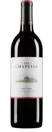 Ste. Chapelle Soft Red Chateau Series 2012-Wine Chateau