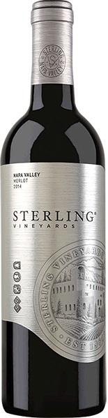 Sterling Vineyards Merlot Napa Valley 2015