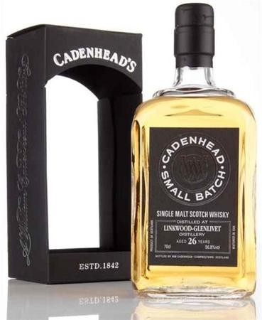 Strathclyde Scotch Single Grain 26 Year Bottled By Cadenhead-Wine Chateau