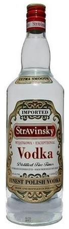 Stravinsky Vodka-Wine Chateau