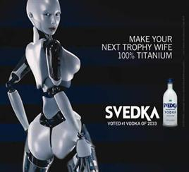 Svedka Vodka Vanilla-Wine Chateau