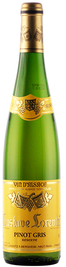 Gustave Lorentz Pinot Gris Reserve 2017