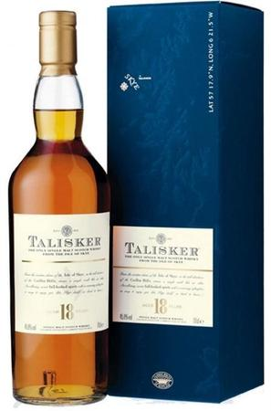 Talisker Scotch Single Malt 18 Year-Wine Chateau