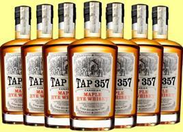 Tap 357 Rye Whisky Maple-Wine Chateau