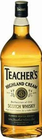 Teacher's Scotch Highland Cream-Wine Chateau