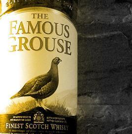 The Black Grouse Scotch-Wine Chateau