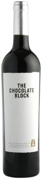 The Chocolate Block Red 2018
