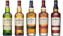 The Glenlivet Scotch Single Malt 12 Year-Wine Chateau