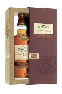 The Glenlivet Scotch Single Malt 21 Year Archive-Wine Chateau