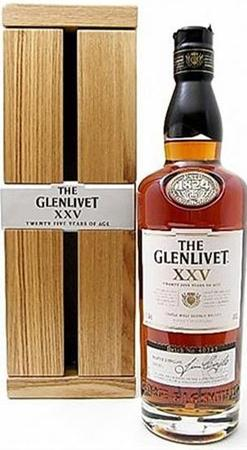 The Glenlivet Scotch Single Malt XXV-Wine Chateau