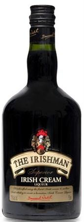 The Irishman Superior Irish Cream-Wine Chateau