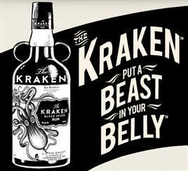 The Kraken Rum Black Spiced-Wine Chateau