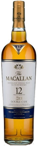 The Macallan Scotch Single Malt 12 Year Double Cask