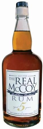 The Real Mccoy Rum 5 Year-Wine Chateau