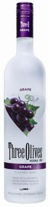 Three Olives Vodka Grape-Wine Chateau