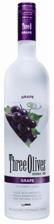Three Olives Vodka Grape