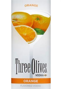 Three Olives Vodka Orange-Wine Chateau