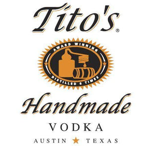 Tito's Vodka Handmade-Wine Chateau