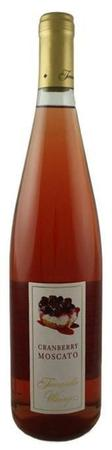 Tomasello Winery Cranberry Moscato-Wine Chateau