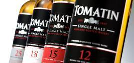 Tomatin Scotch Single Malt 12 Year-Wine Chateau