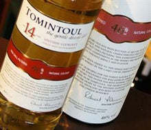 Load image into Gallery viewer, Tomintoul Scotch Single Malt 14 Year-Wine Chateau