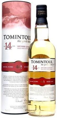 Tomintoul Scotch Single Malt 14 Year
