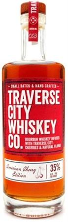 Traverse City Bourbon American Cherry Edition-Wine Chateau