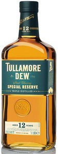 Tullamore Dew Irish Whiskey 12 Year Special Reserve-Wine Chateau