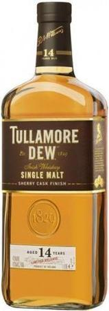 Tullamore Dew Irish Whiskey Single Malt 14 Year-Wine Chateau