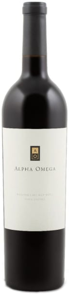 Alpha Omega Proprietary Red 2017