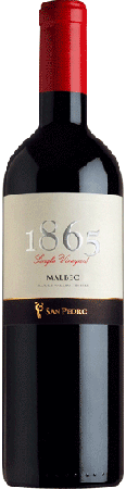 1865 Single Vineyard Malbec Reserva 2015