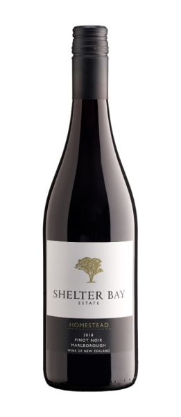 Shelter Bay Pinot Noir Homestead 2018