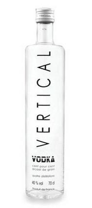 Vertical Vodka-Wine Chateau