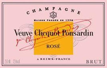 Load image into Gallery viewer, Veuve Clicquot Champagne Brut Rose-Wine Chateau