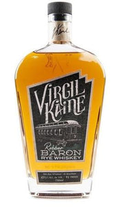 Virgil Kaine Rye Whiskey Robber Baron-Wine Chateau