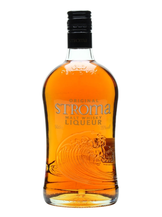 Old Pulteney Malt Whiskey Liqueur Stroma