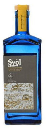 Svol Aquavit Swedish Style