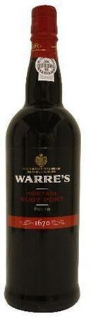 Warre's Port Ruby Heritage-Wine Chateau