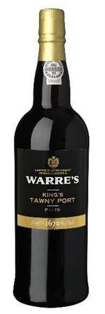 Warre's Port Tawny King's-Wine Chateau
