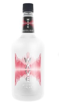 Wave Vodka Whipped Cream