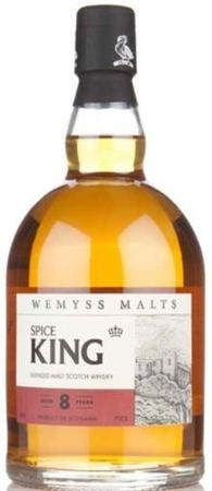 Wemyss Malts Scotch Spice King 8 Year-Wine Chateau
