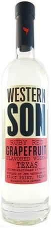 Western Son Vodka Ruby Red Grapefruit-Wine Chateau
