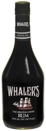 Whalers Rum Original Dark-Wine Chateau