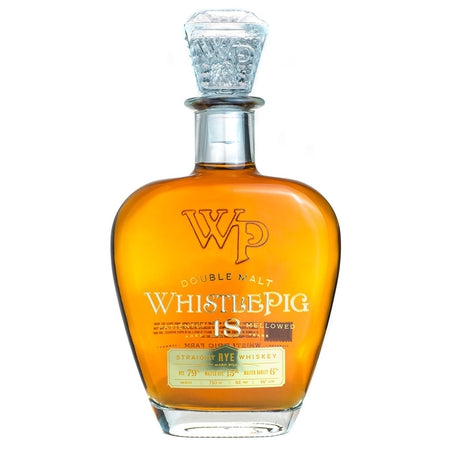 Whistlepig Rye Double Malt 18 Year