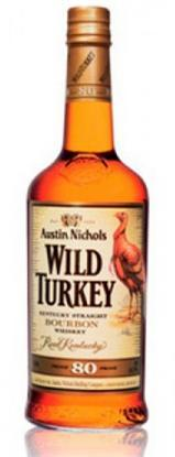 Wild Turkey Bourbon 80 Proof-Wine Chateau