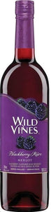 Wild Vines Merlot Blackberry-Wine Chateau
