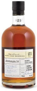 William Grant & Sons Scotch 21 Year Annasach-Wine Chateau