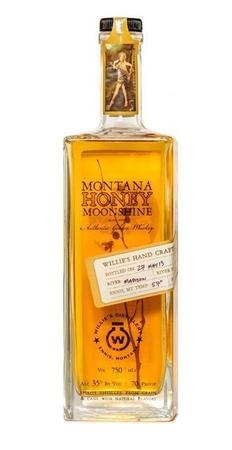 Willie's Distillery Montana Honey Moonshine-Wine Chateau